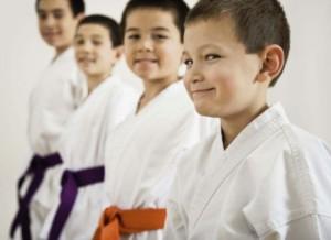Martial arts class schedule