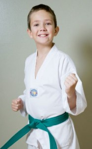 Tae kwon do for kids in Calgary