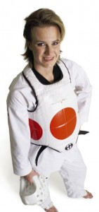 Open taekwondo martial arts